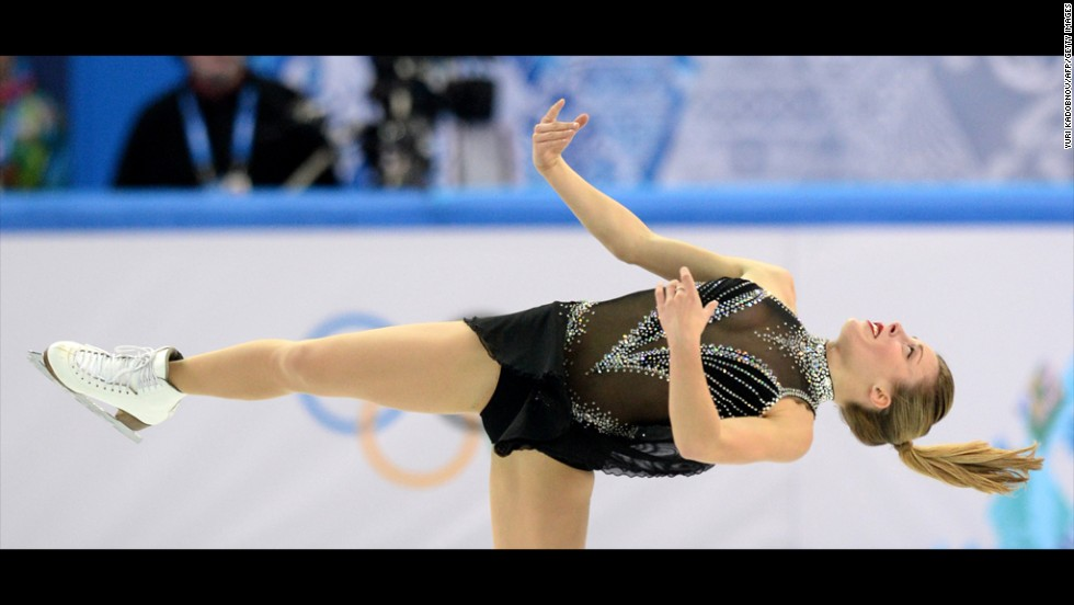 The 22-year-old, who clearly expected a much higher score, was trying to make a big statement in the event after a tough performance at the U.S. Championships back in January.