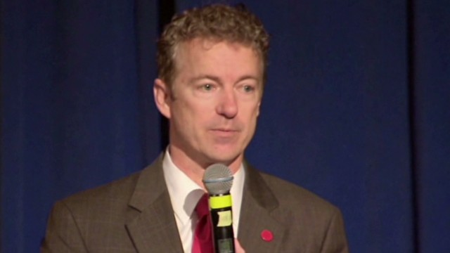 Rand Paul attacks Clintons over Lewinsky