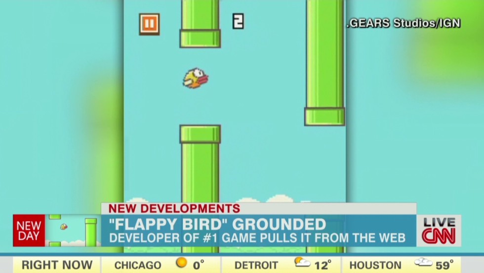 'Flappy Bird' will fly back to app stores