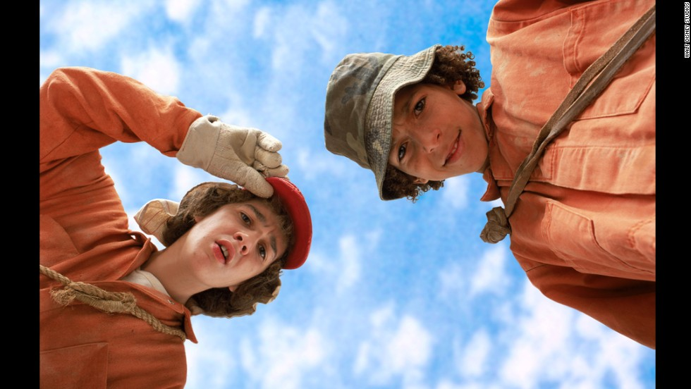 "As ""Even Stevens"" wrapped up, LaBeouf landed another breakout role, this time in film. He starred in 2003's ""Holes,"" which was adapted from Louis Sachar's novel."