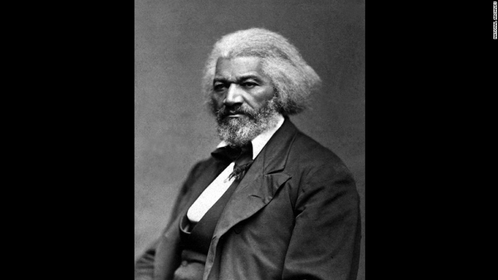 """My mother was of a darker complexion. ... My father was a white man,"" abolitionist Frederick Douglass wrote in the autobiography, ""Narrative of the Life of Frederick Douglass, an American Slave."""