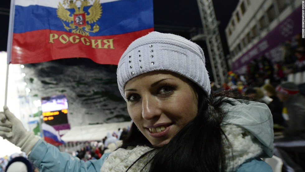 Sports fans have had plenty of exciting action to cheer at Russia's first Winter Olympics.