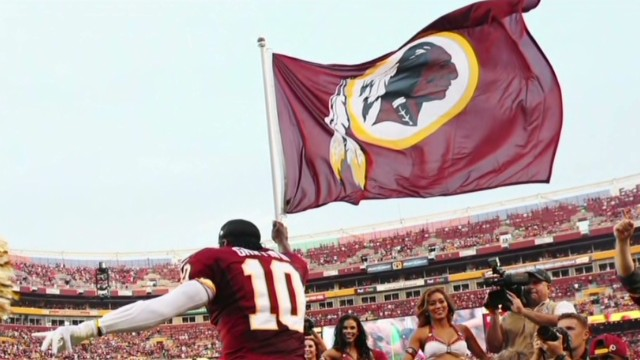 Congress to NFL: Change 'Redskins' name
