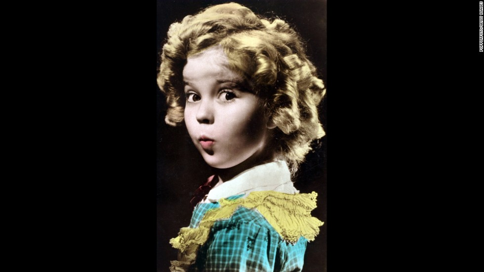 Hollywood child star Shirley Temple, who became diplomat Shirley Temple Black, died late February 10 of natural causes in her Woodside, California, home. She was 85. Above, Temple poses for a photograph in the 1930s.