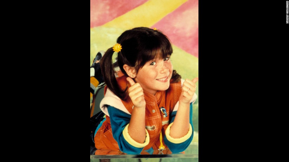 "The 1980s were all about Frye in her role as ""Punky Brewster."""