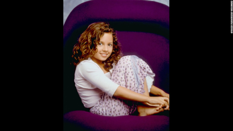 "If you guessed Ruthie Camden on ""7th Heaven"" you win!"