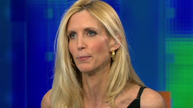 Ann Coulter on women and politicians