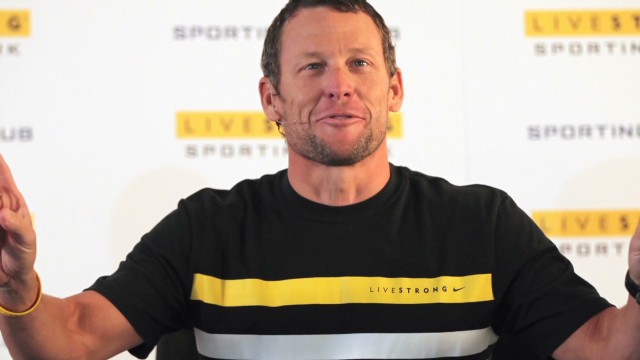 How much damage has Armstrong done to cycling?