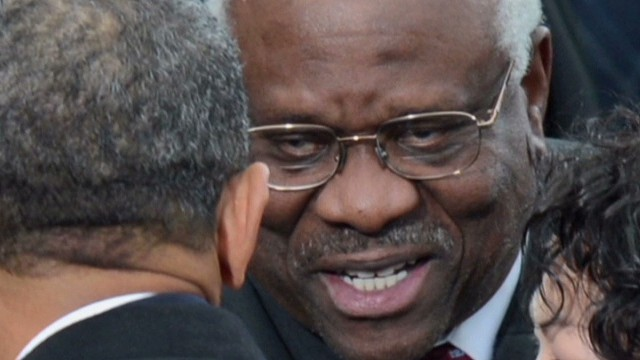 Justice Thomas: We're too sensitive
