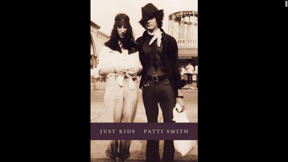 """Just Kids"" by Patti Smith"