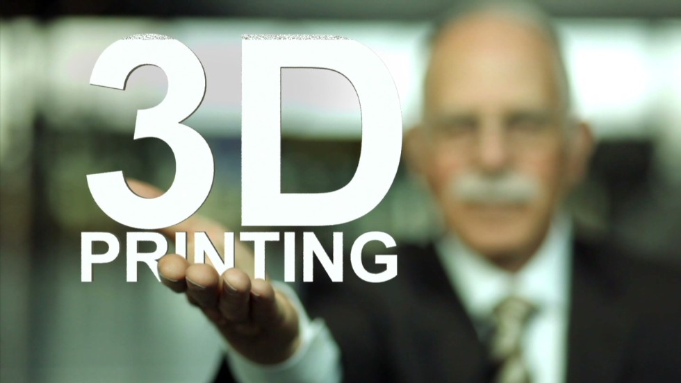 'The night I invented 3D printing'