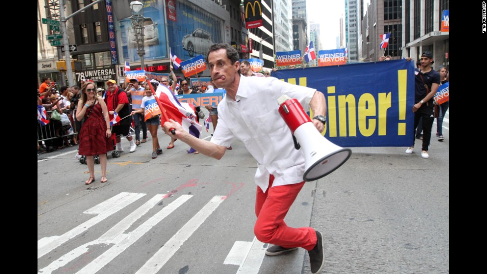 There's a fine line to walk in courting Latino voters; there's a difference between reaching out and pandering. Former congressman and New York mayoral candidate Anthony Weiner didn't win any votes when he appeared at a Dominican Day Parade last year wearing bright red pants, a guayabera -- a men's shirt popular in Latin America -- and running around with a bullhorn.