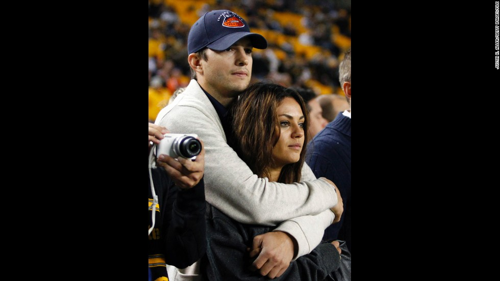 Newly engaged couple Ashton Kutcher and Mila Kunis have a long history of working together, and in 2013 earned an estimated $35 million. The pair are now expecting their first child.