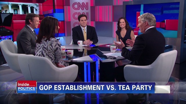 Inside Politics: GOP civil war?