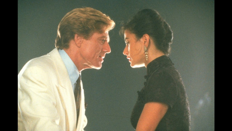 "Robert Redford and Demi Moore may like to forget ""Indecent Proposal,"" winner of the Razzie in 1994."
