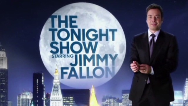 Fallon to make his 'Tonight Show' debut