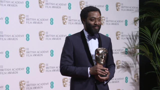 '12 Years a Slave' big winner at BAFTA