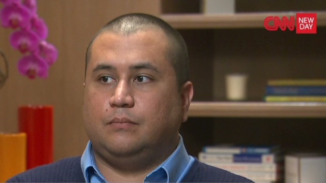Zimmerman: I was a victim