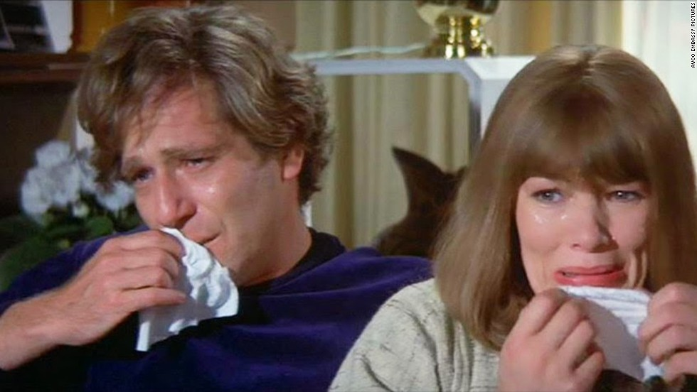 "George Segal and Glenda Jackson appear in a scene from ""A Touch of Class,"" which snagged Jackson the best actress Oscar in 1974."