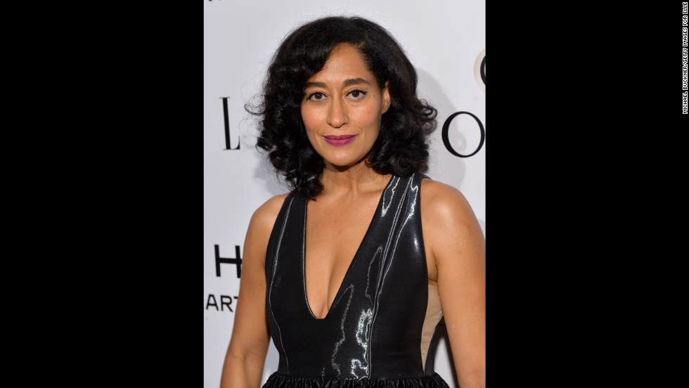 "Actress Tracee Ellis Ross is the daughter of singer Diana Ross and <a href=""http://www.people.com/people/archive/article/0,,20066087,00.html"" target=""_blank"">music manager Robert Ellis Silberstein</a>. ""According to the casting world, I'm a black actress,"" says Ross. ""But I always say that I'm a woman of color - several colors, because I'm black and Jewish. And that's been a great blessing in my life."""