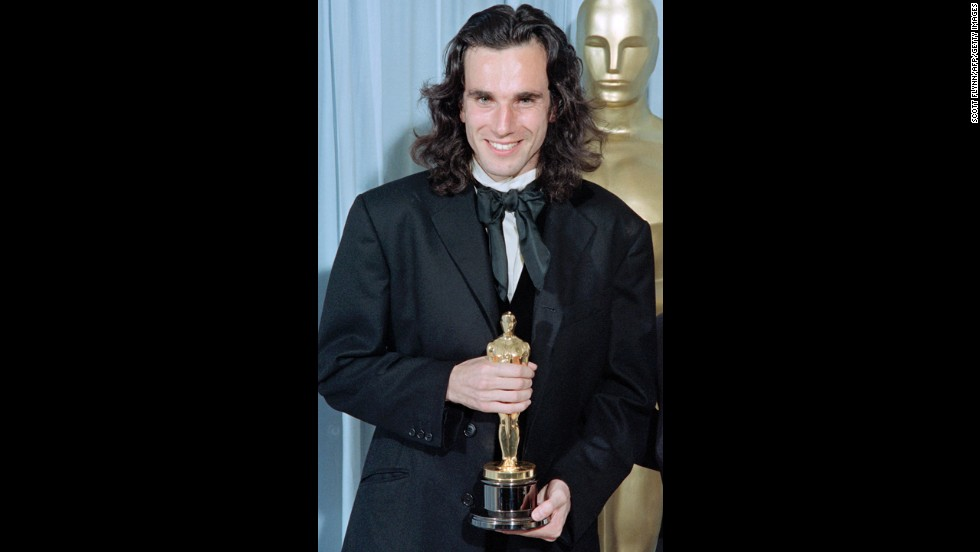 "Before Daniel Day-Lewis became so revered he could strike fear in the hearts of Oscar competitors, the British performer proved his mettle with the biopic ""My Left Foot,"" earning his first best actor Oscar. It was no easy task: Day-Lewis was up against Morgan Freeman in ""Driving Miss Daisy,"" Kenneth Branagh in ""Henry V,"" Tom Cruise in ""Born on the Fourth of July"" and Robin Williams in ""Dead Poets Society."""