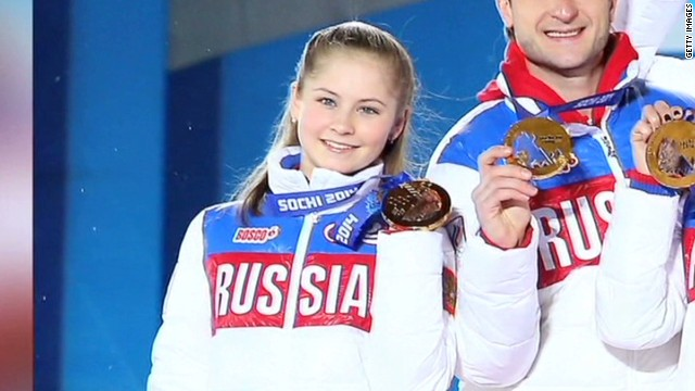 Sochi: Russian figure skating is back