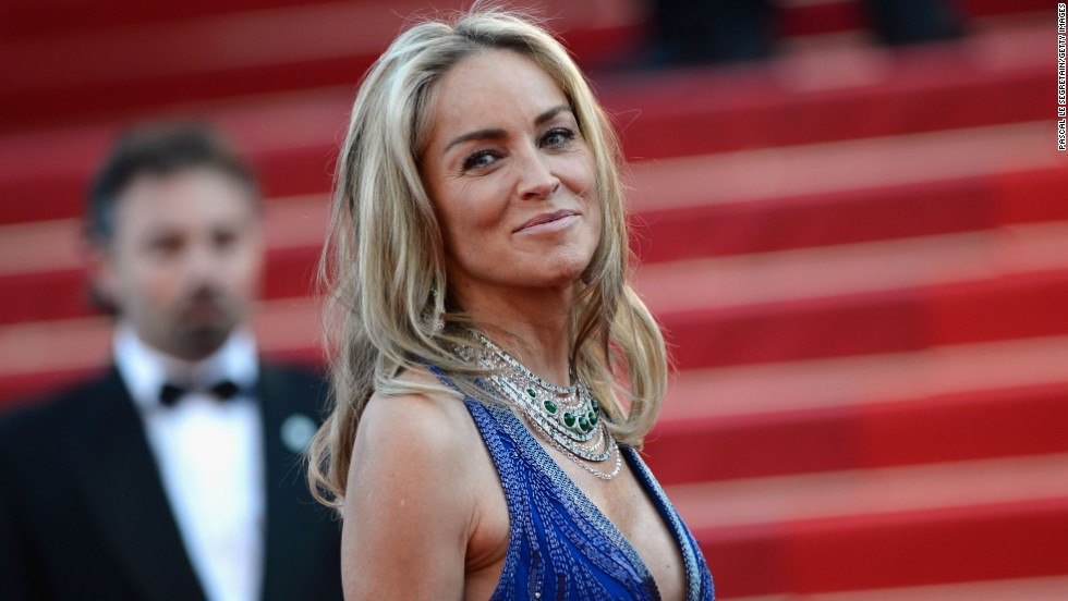 You wouldn't know it by looking at Sharon Stone, but the 57-year-old has struggled with accepting her looks as she ages. Here are more famous faces who are making the fifth decade of life look good.