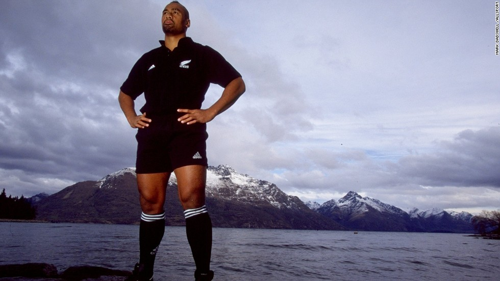 New Zealand's Jonah Lomu was arguably the best known rugby player of all time and one who enjoyed the greatest stature in the game over the past two decades.