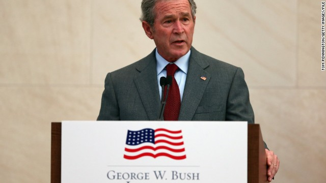 New poll shows good news for George W. Bush