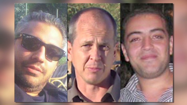 Journalists face terror charges in Egypt