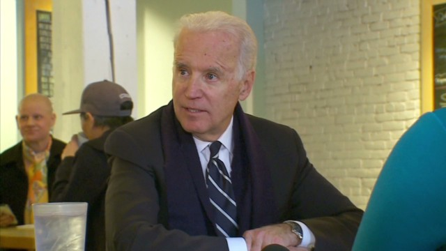 Biden on health care: 'Hell of a start'
