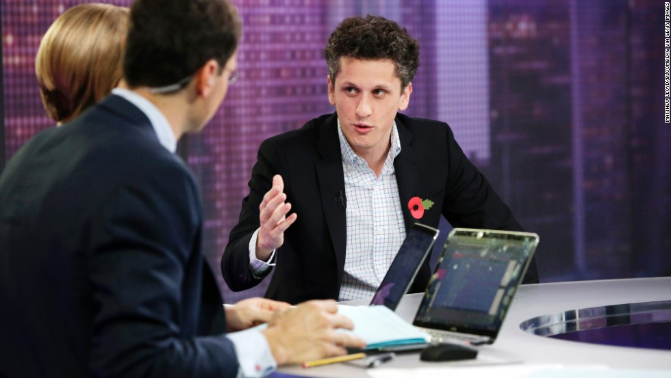 Aaron Levie launched Box, his cloud-computing company, from his college dorm room in 2005. It now has more than 20 million users, and Levie has said Box will likely go public in 2014.