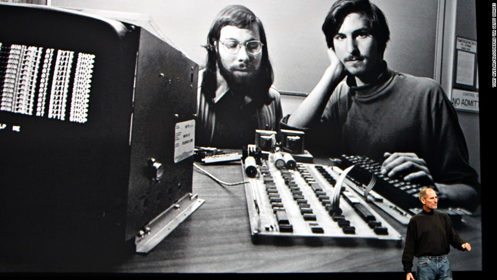 In one of the tech world's most iconic origin stories, Apple began in 1976 with co-founders Steve Wozniak and Steve Jobs tinkering in a Bay Area garage. The result? The world's most valuable technology company.