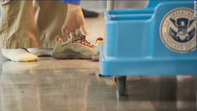 Expert: Shoe bomb technology improving
