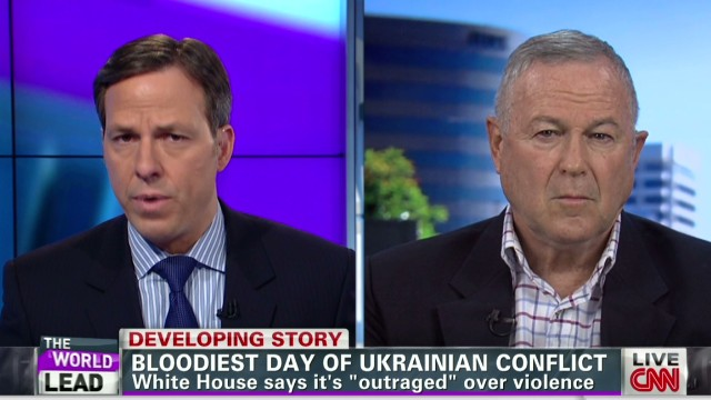 Rep.: We should 'sit it out' on Ukraine
