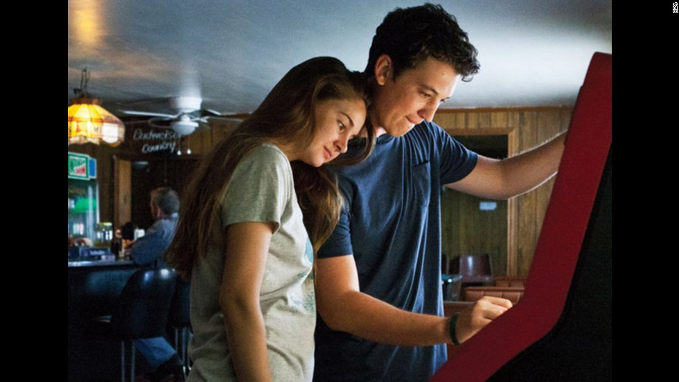 "<strong>""The Spectacular Now"" (2013): </strong>Miles Teller, who made <a href=""http://www.cnn.com/interactive/2014/01/entertainment/cnn10-fresh-faces/"">CNN's Fresh Faces</a> list, stars as Sutter Keely, a sweet guy who falls in love with Shailene Woodley's ""good girl"" Aimee Finecky in this film adaptation of Tim Tharp's novel."