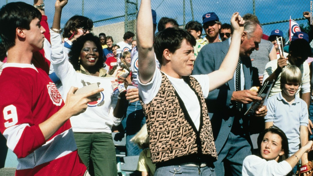 "<strong>""Ferris Bueller's Day Off"": </strong>Matthew Broderick stars in this iconic '80s comedy about a high schooler who fakes being sick to miss school and ends up having the time of his life. <strong>(Netflix) </strong>"