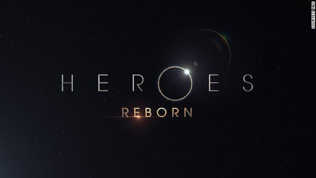 """Heroes Reborn"" will be a reboot of NBC's ""Heroes: which was canceled in 2010."