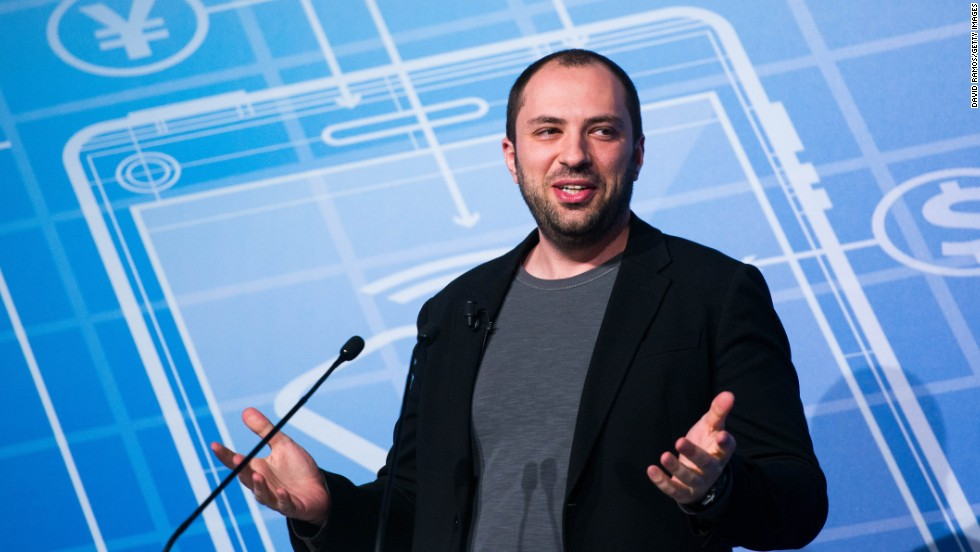 "WhatsApp's co-founder Jan Koum announced<a href=""http://www.cnn.com/2014/02/24/tech/mobile/whatsapp-voice/""> the arrival of voice calls on the service</a>."