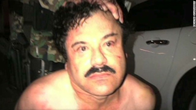 Details emerge in drug lord's capture