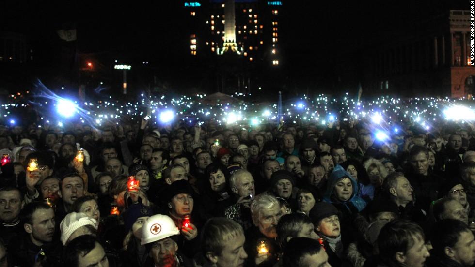 Protesters in Venezuela, Ukraine turn to peer-to-peer messaging app
