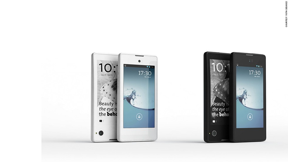 "8. In other tech: Russia's <strong>YotaPhone</strong> showed off an Android handset with an <a href=""http://techland.time.com/2013/01/09/hands-on-with-russias-yotaphone-finally-something-different/"" target=""_blank"">interactive e-ink display</a> on its back."