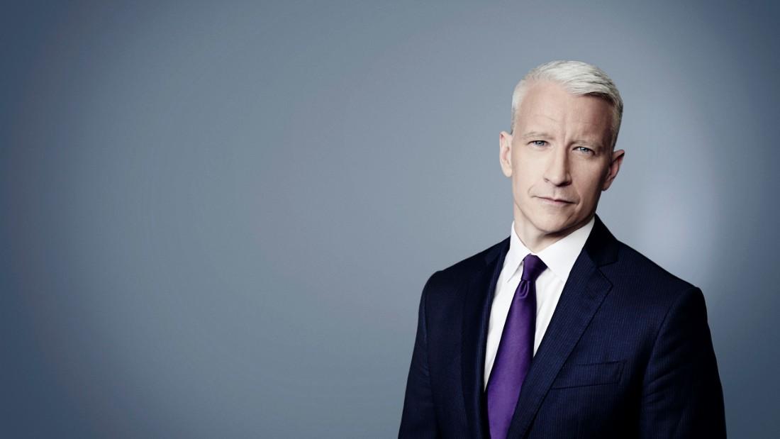 CNN Profiles   Anderson Cooper   CNN Anchor   CNN Part 62
