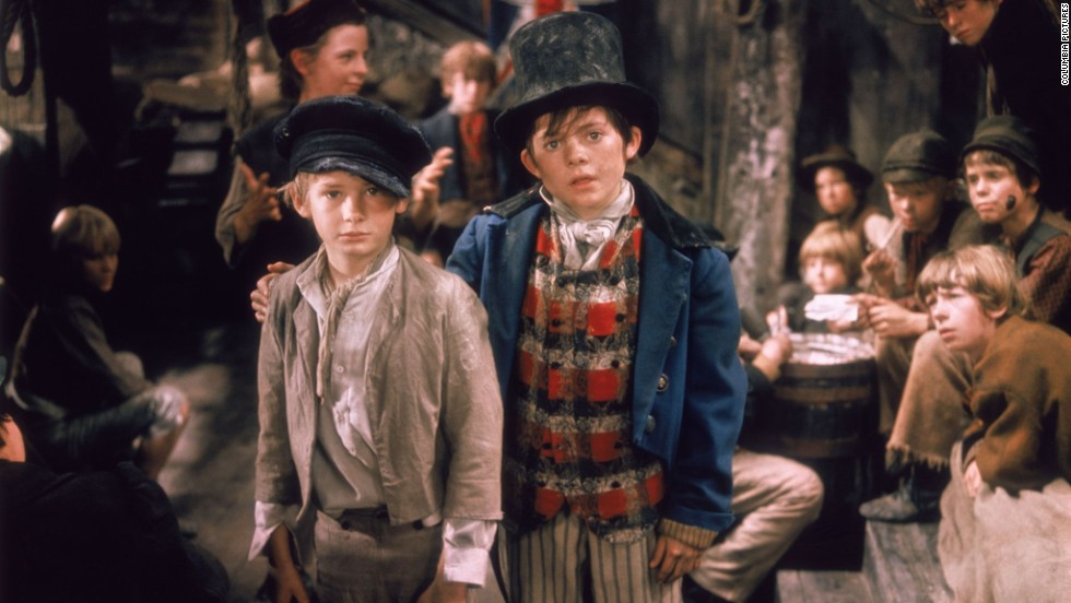 "Jack Wild, right (with Mark Lester), played the Artful Dodger in the 1968 best picture winner, ""Oliver!"" He was 16 when he earned a best supporting actor nomination."