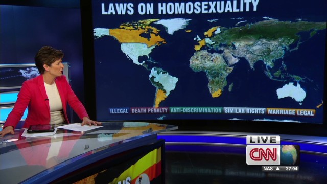 Gay Ugandan speaks out about new law