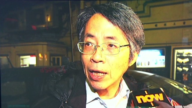 Hong Kong shocked by journalist stabbing