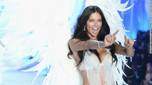 Odds of dating a supermodel: 1 in 88,000  (Photo by Dimitrios Kambouris/Getty Images for Victoria's Secret)