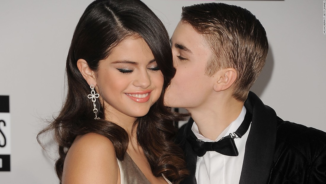 <strong>9. Fell in love: </strong>Justin Bieber's on-again, off-again relationship with Selena Gomez lasted about three years, but more important, the romance helped to show that Bieber was capable of wooing a star of Gomez's caliber (and a slightly older one, at that).
