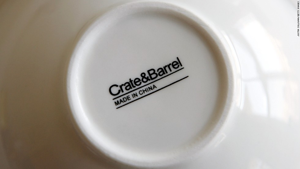"Parker was featured in a 2007 documentary, ""Helvetica,"" about the widely used font. You've seen a version inspired by it at Crate & Barrel."