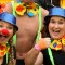 wellington sevens fans clowns